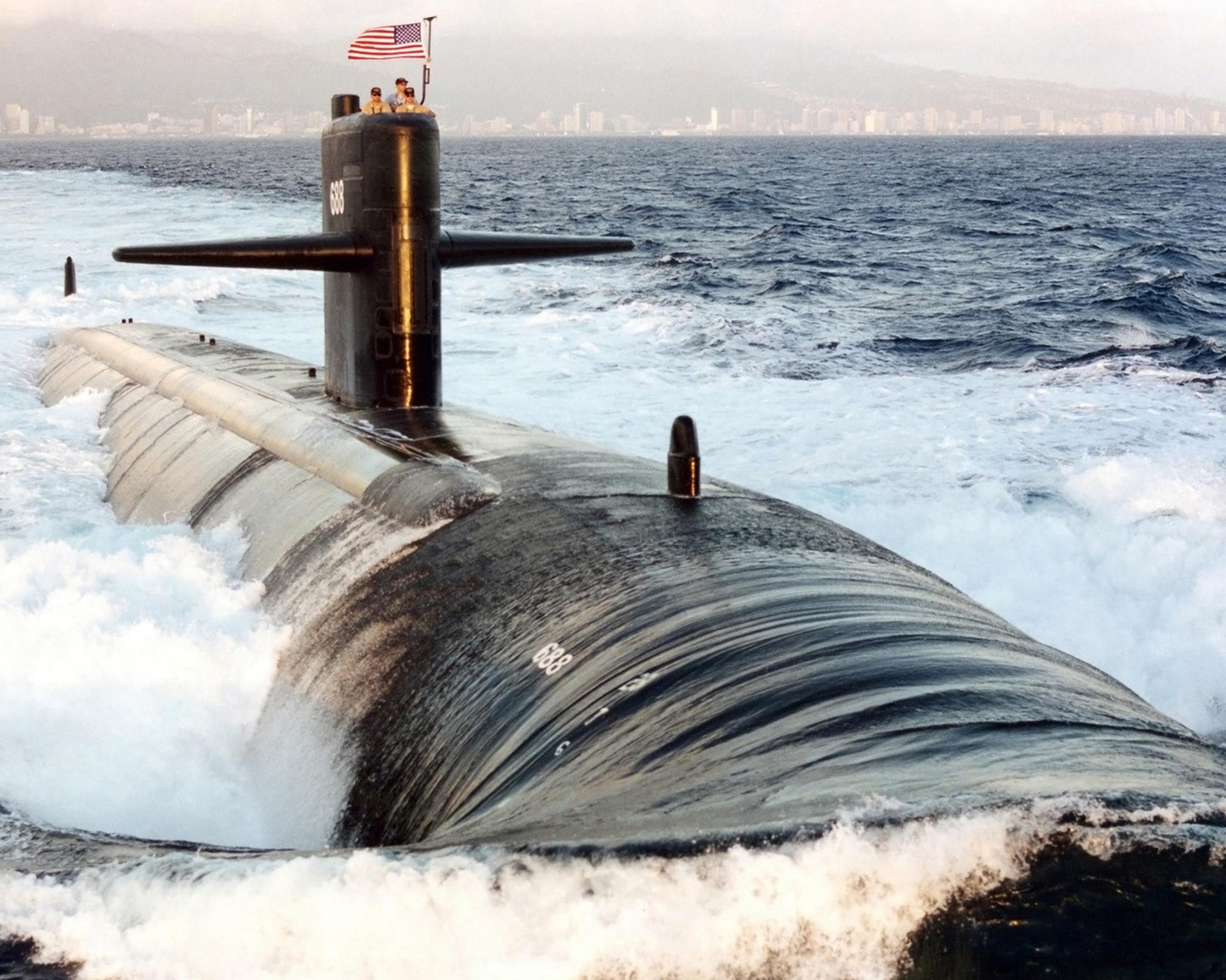 US Navy Submarine HD Widescreen Wallpapers