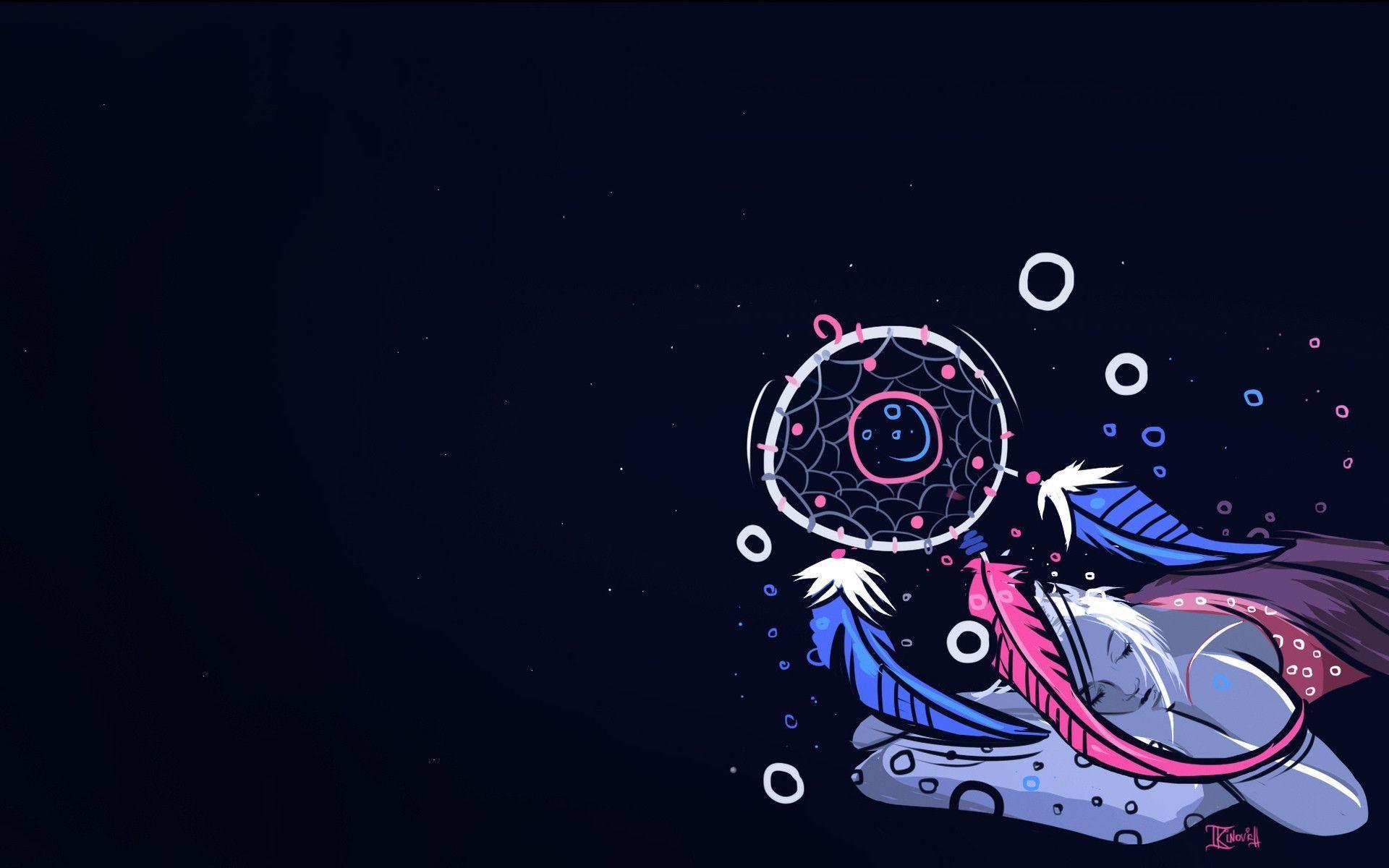 Pix For > Dreamcatcher Wallpaper