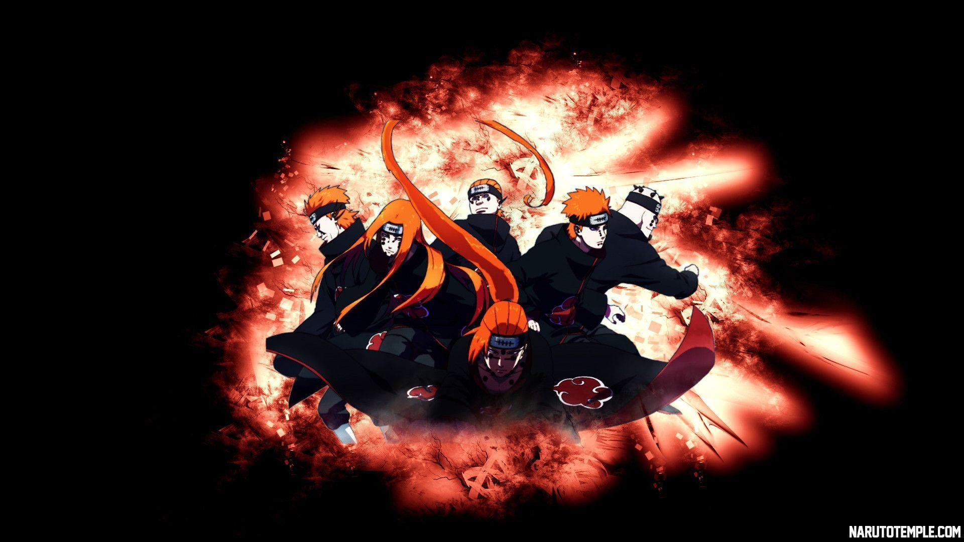 wallpapers for pain wallpaper hd naruto