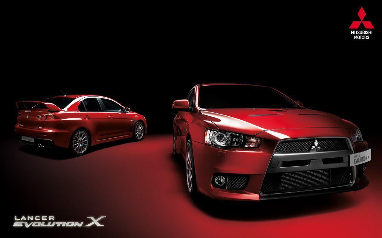 Mitsubishi Lancer Evolution Wallpapers Full HD