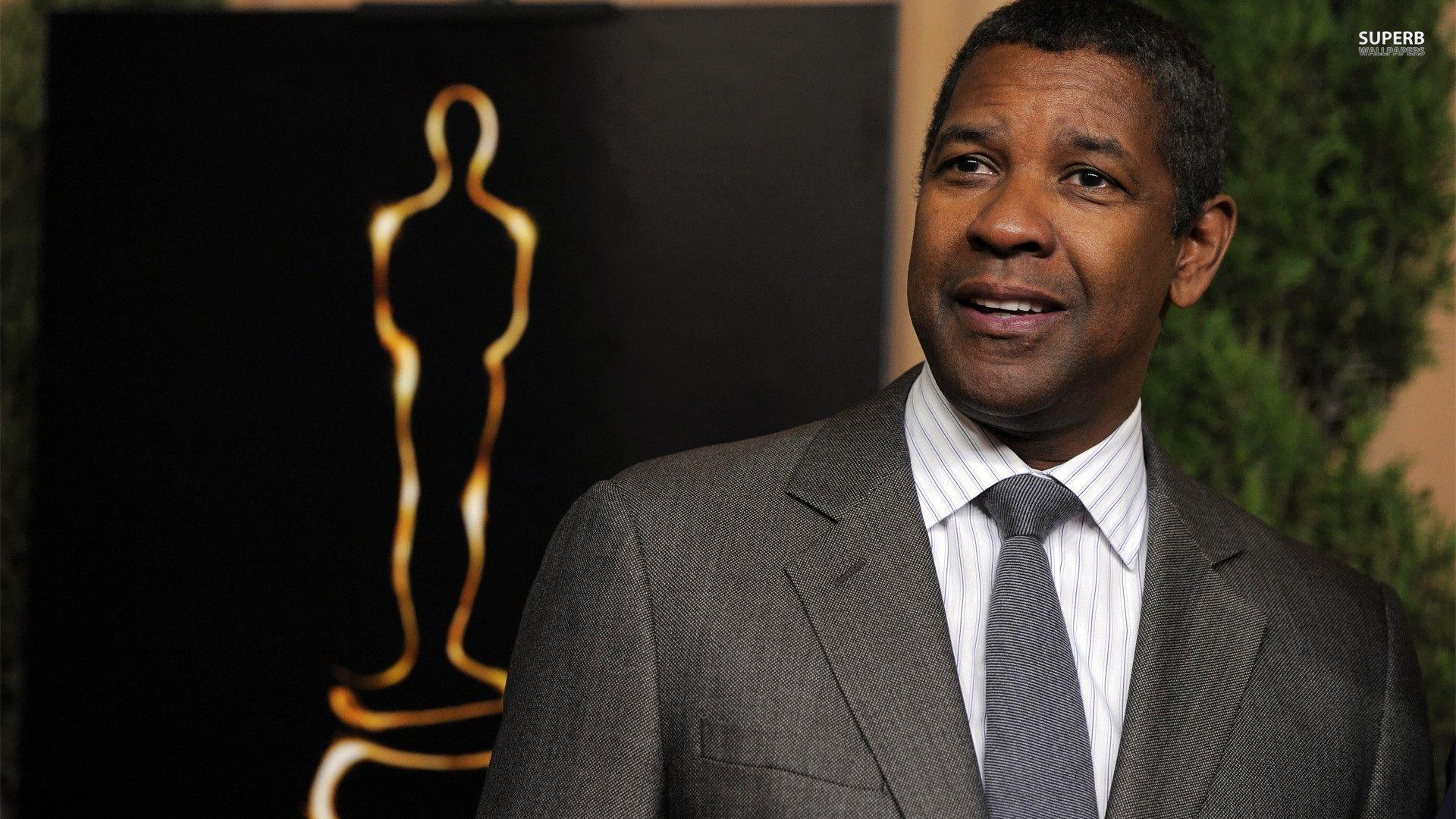 Denzel Washington wallpaper - Male celebrity wallpapers - #