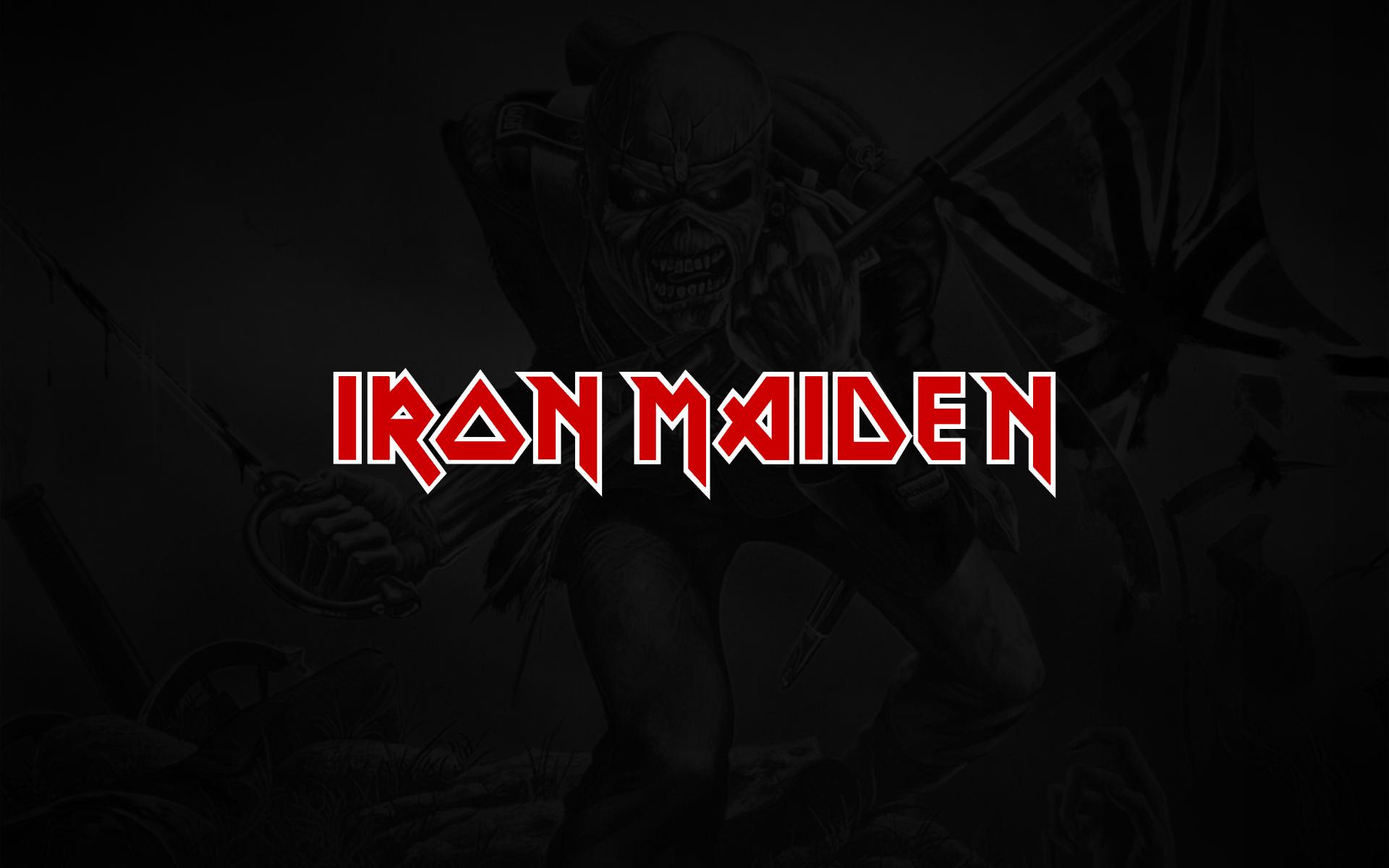 Iron Maiden Desktop Wallpaper: Iron Maiden Wallpapers Widescreen