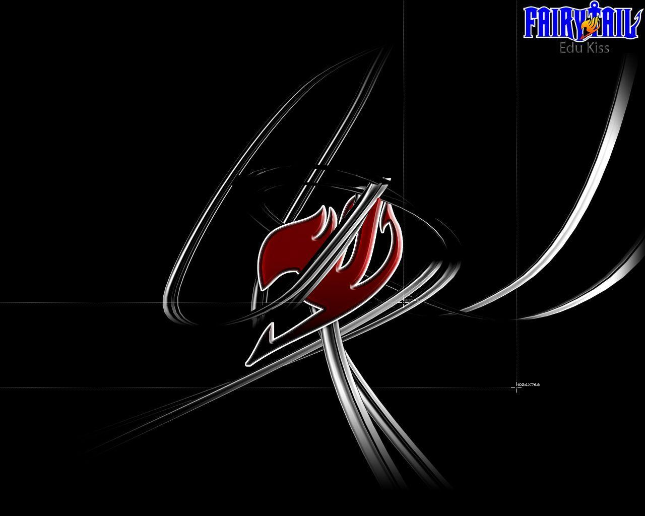 Wallpapers FAiry Tail Dark by edukiss