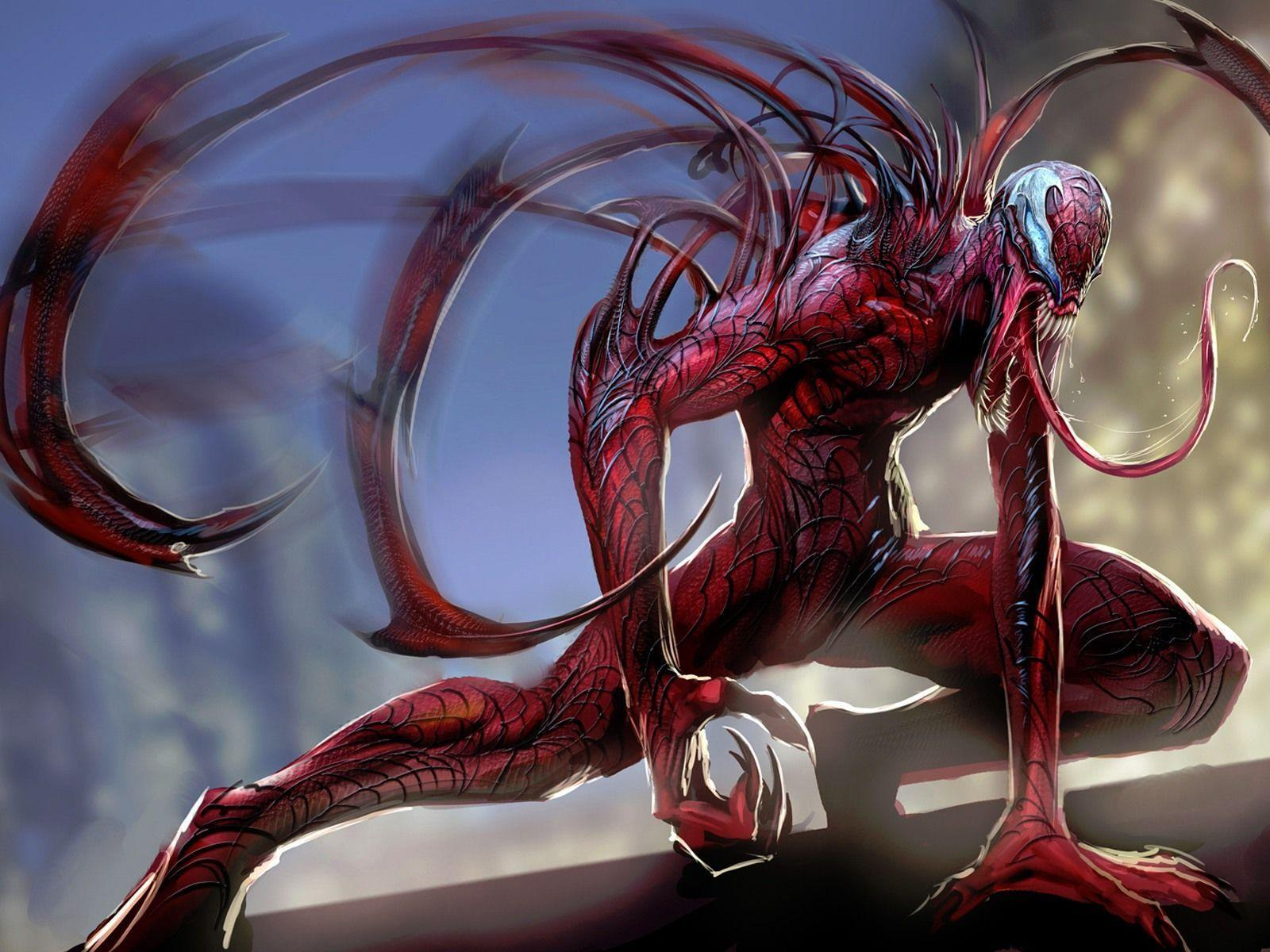 Wallpapers For > Carnage Wallpapers