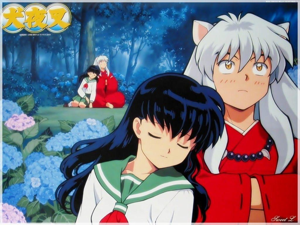 inuyasha higurashi kagome 1024x768 wallpaper – Anime ... |Inuyasha Wallpaper Kagome