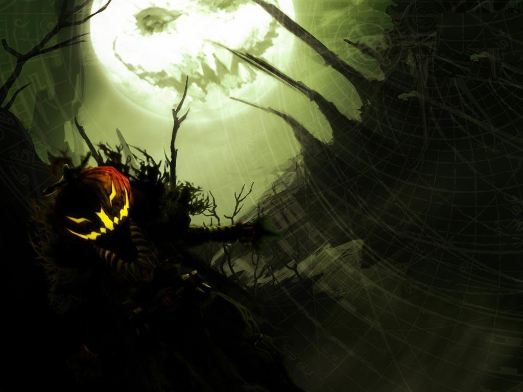 scary halloween wallpapers - Creepy Halloween Wallpapers