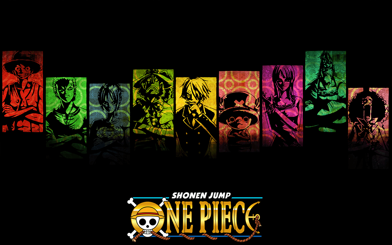 Wallpapers For One Piece Straw Hat Crew Wallpaper