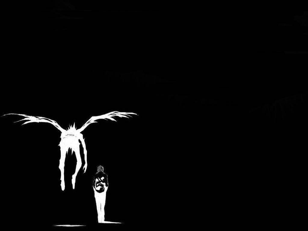 light and ryuk wallpaper - photo #5