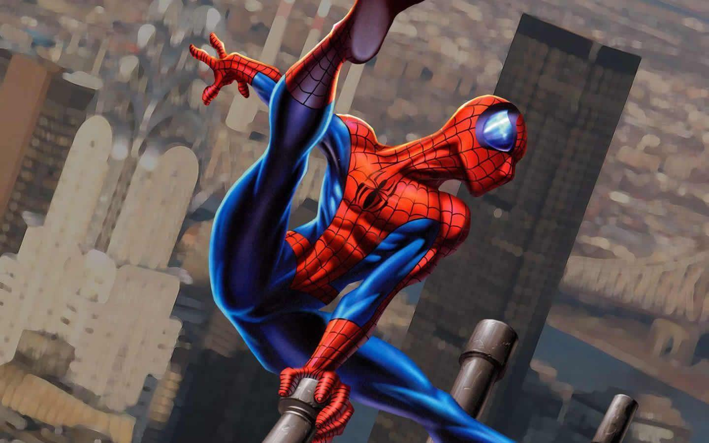 482 Spider-Man Wallpapers | Spider-Man Backgrounds
