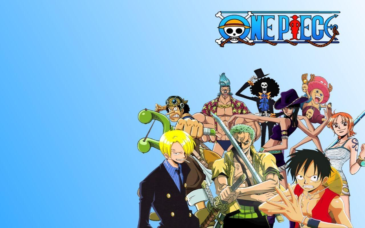 One Piece Crew Wallpapers Wallpaper Cave