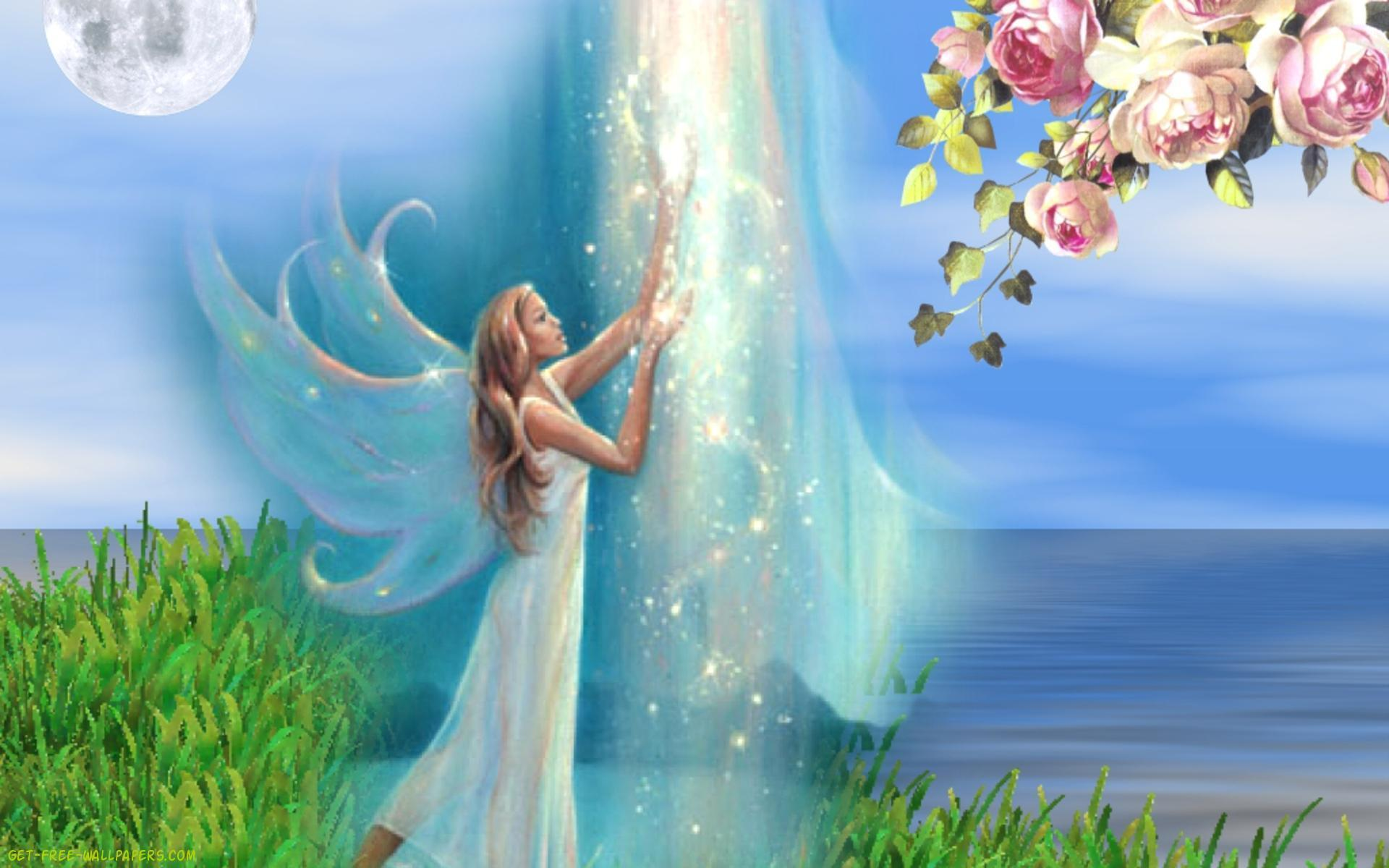 Free fairy backgrounds wallpaper cave - Free fairy wallpaper and screensavers ...