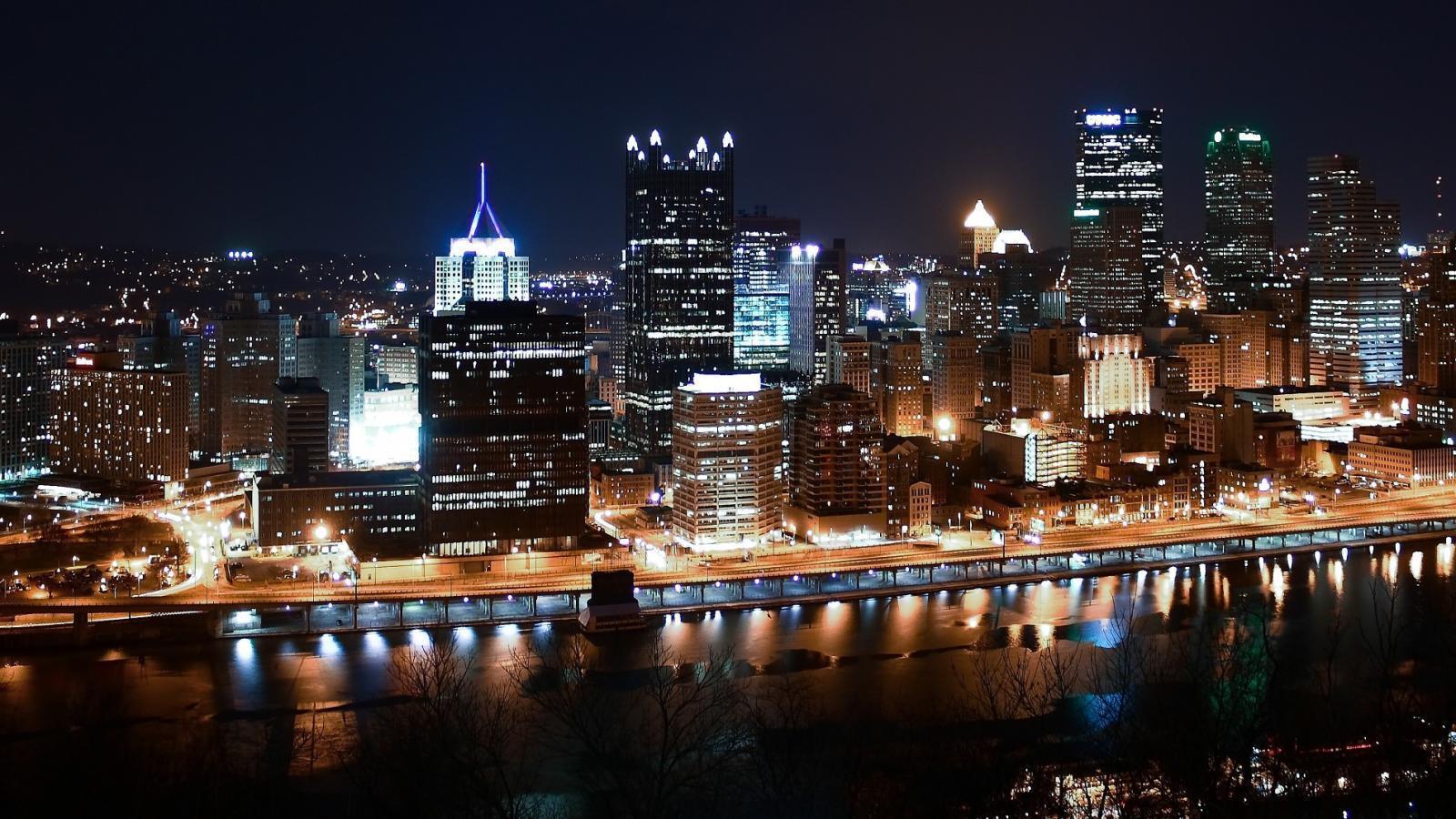 Pittsburgh Desktop Wallpaper Skyline: Pittsburgh Backgrounds
