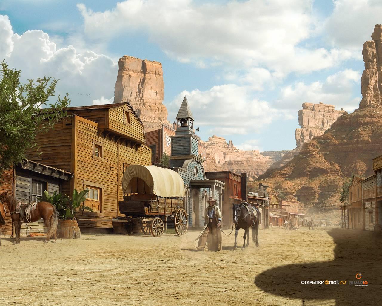 wild west wallpaper-#23