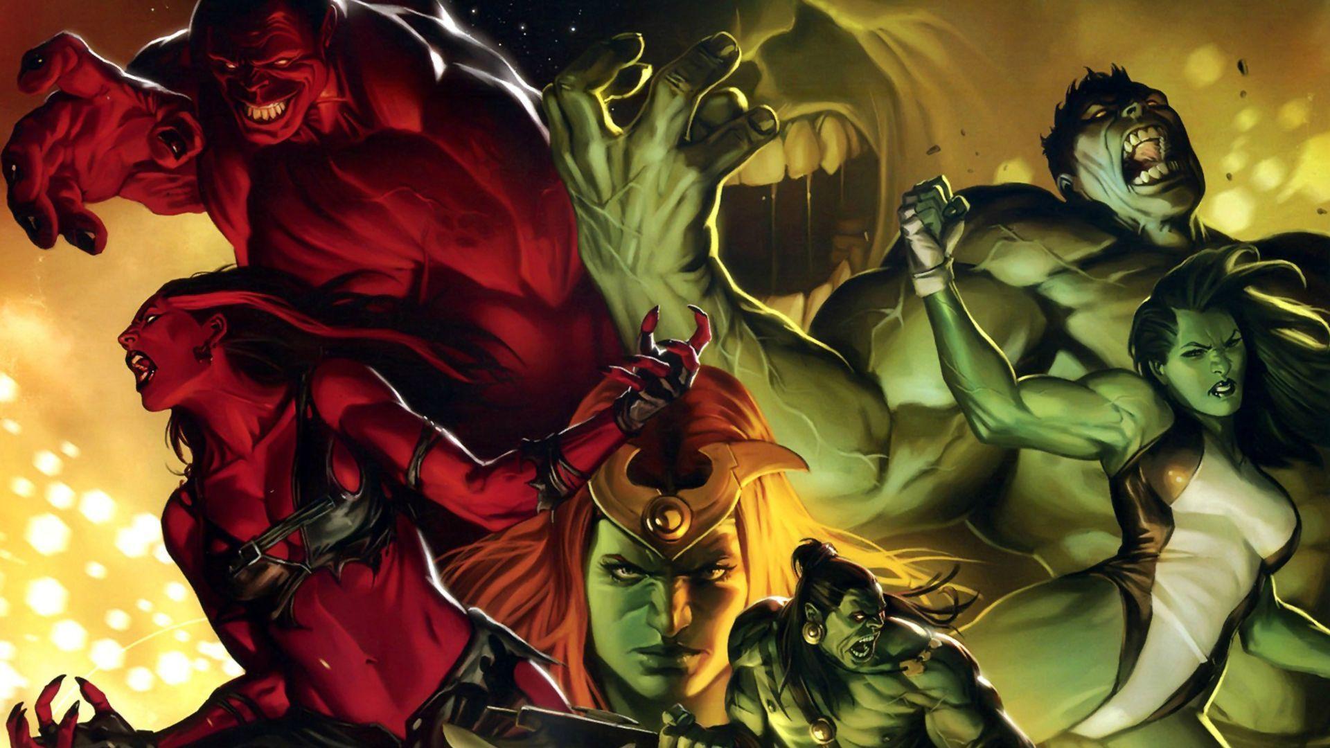 キャプテン・マーベル Hd: Hulk Wallpapers 2015