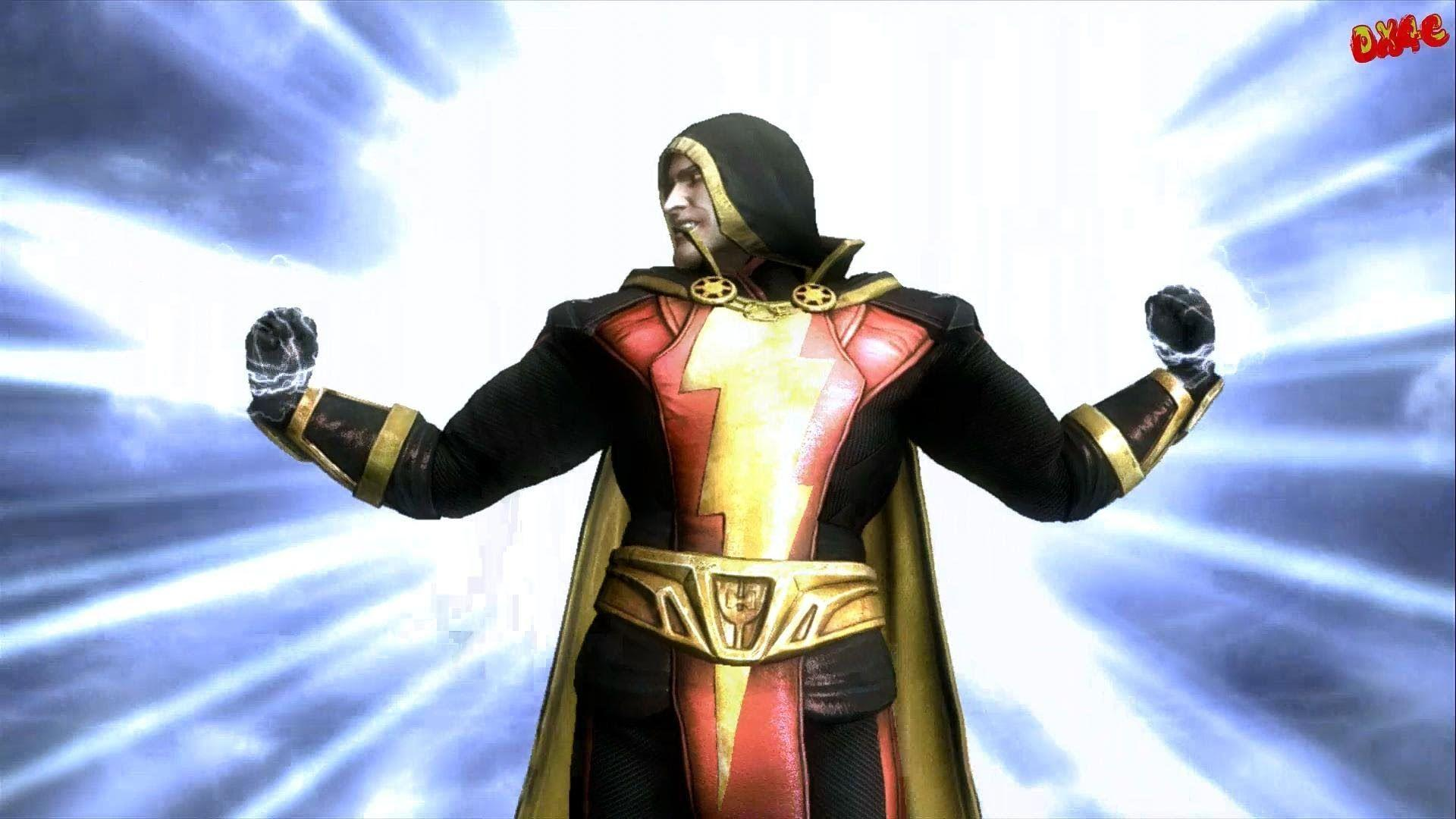 Images For Shazam Injustice Wallpaper