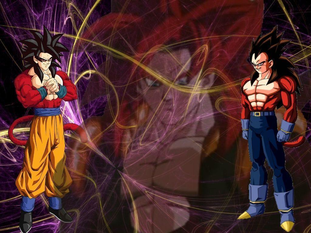 Goku ssj4 wallpapers wallpaper cave - Ssj4 vegeta wallpaper ...
