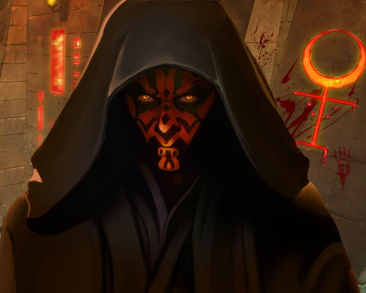 Image For > Darth Maul Wallpapers 1920x1080