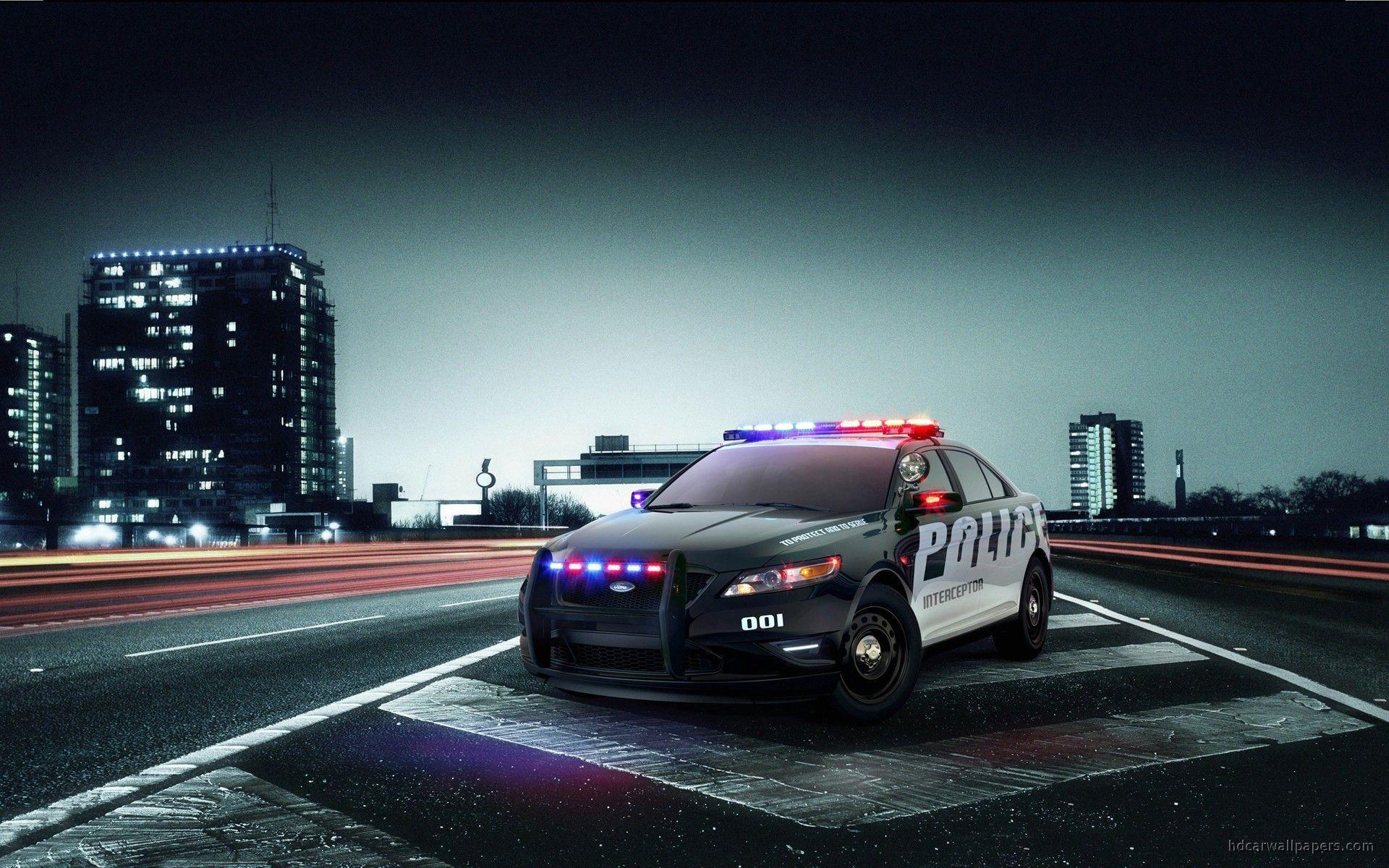 Police Cars HD Wallpapers