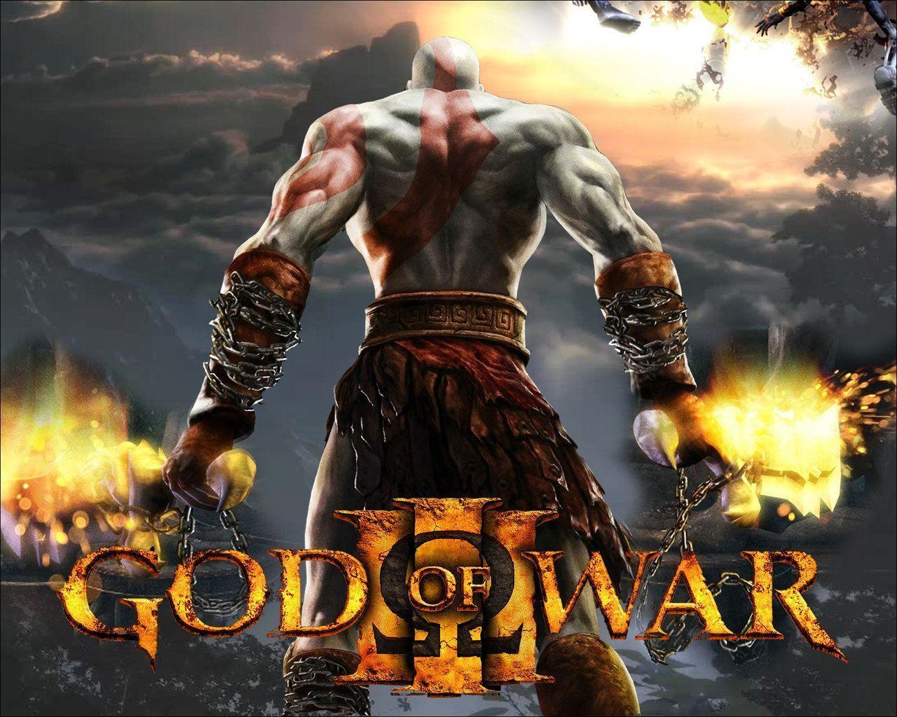 God Of War 3 Wallpapers - Wallpaper Cave