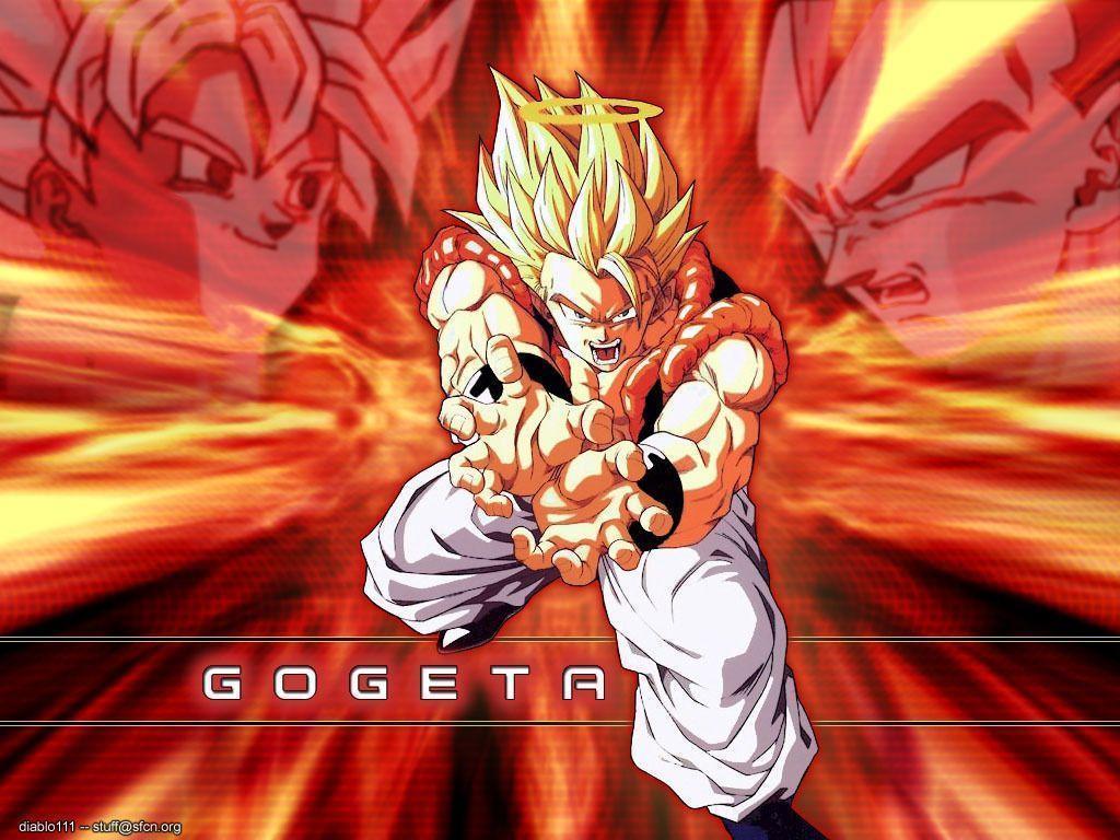 gogeta hd wallpaper