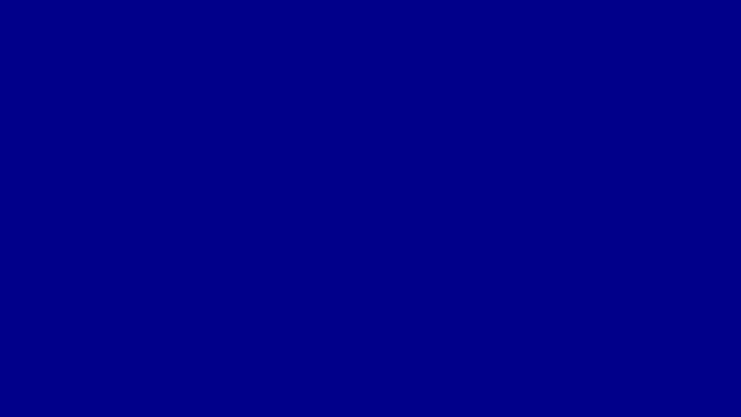 2560x1440 Dark Blue Solid Color Backgrounds
