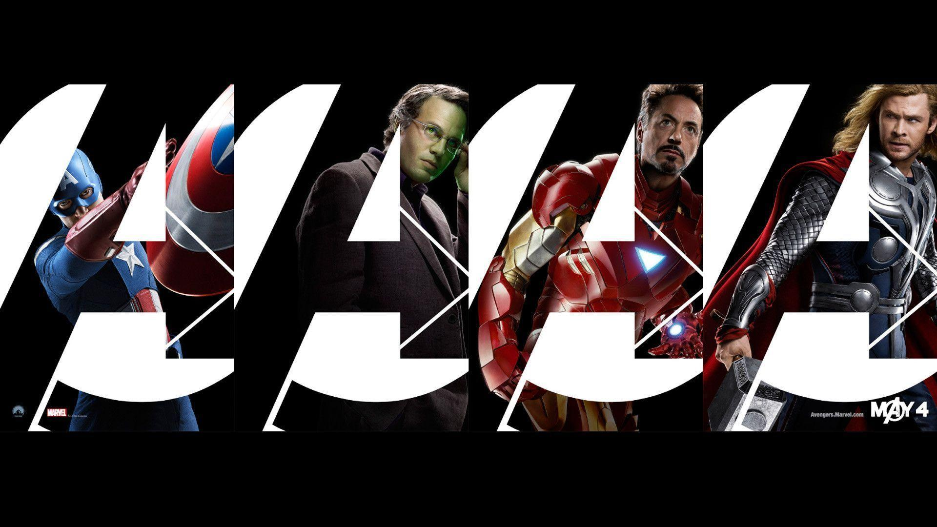 Super Heroes in Avengers Wallpapers
