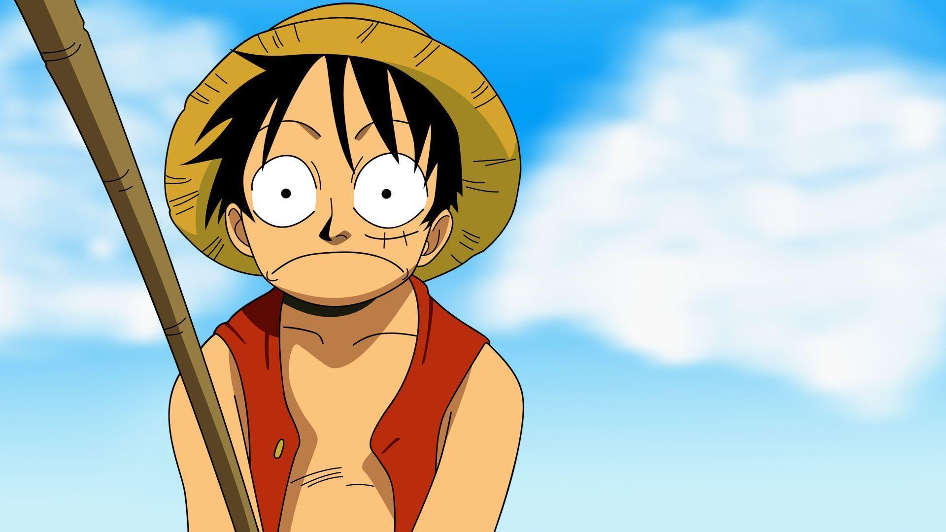 Wallpapers For > One Piece Wallpapers 1920x1080 Luffy