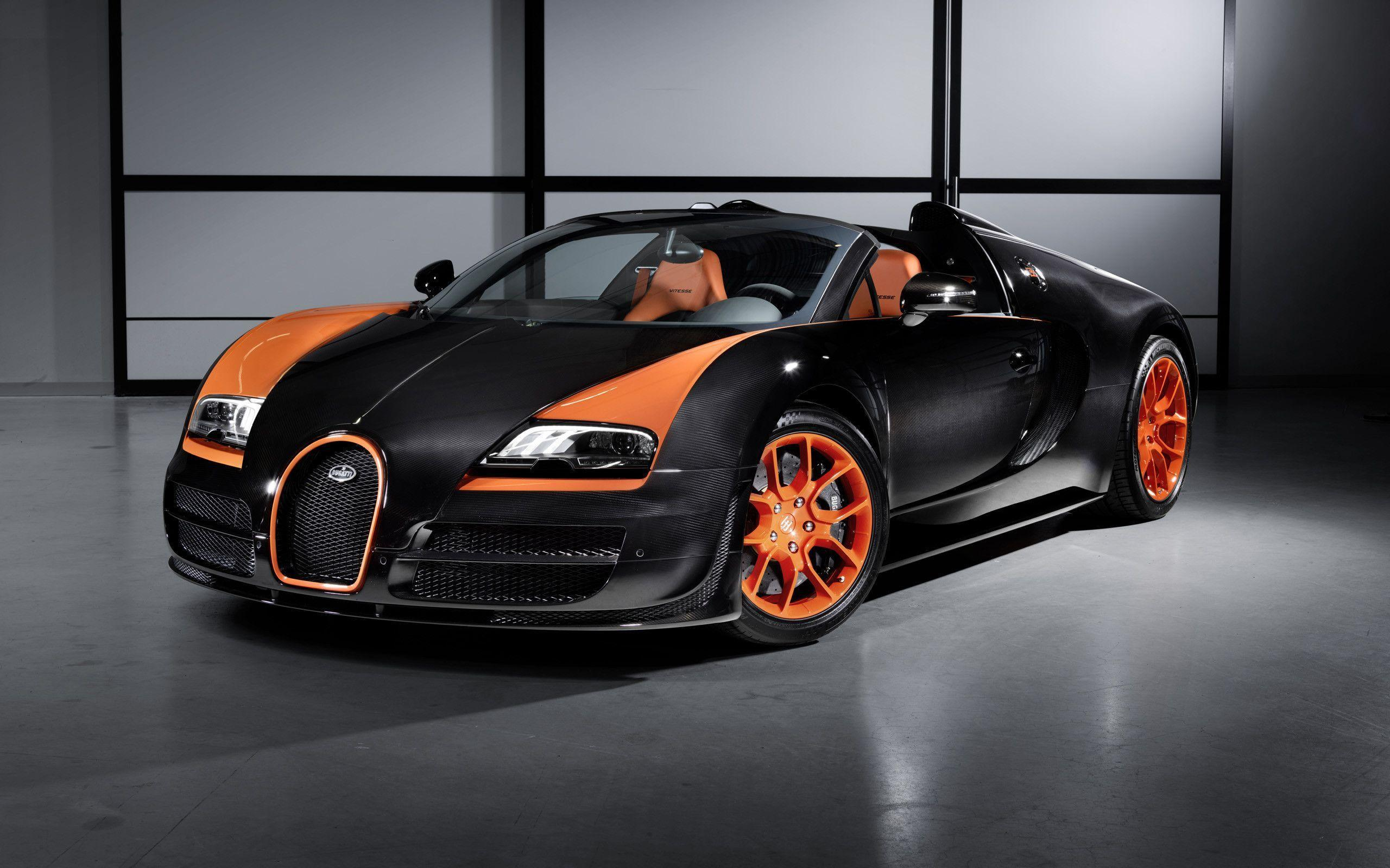 2013 Bugatti Veyron 16 4 Grand Sport Vitesse Wallpapers | HD ...