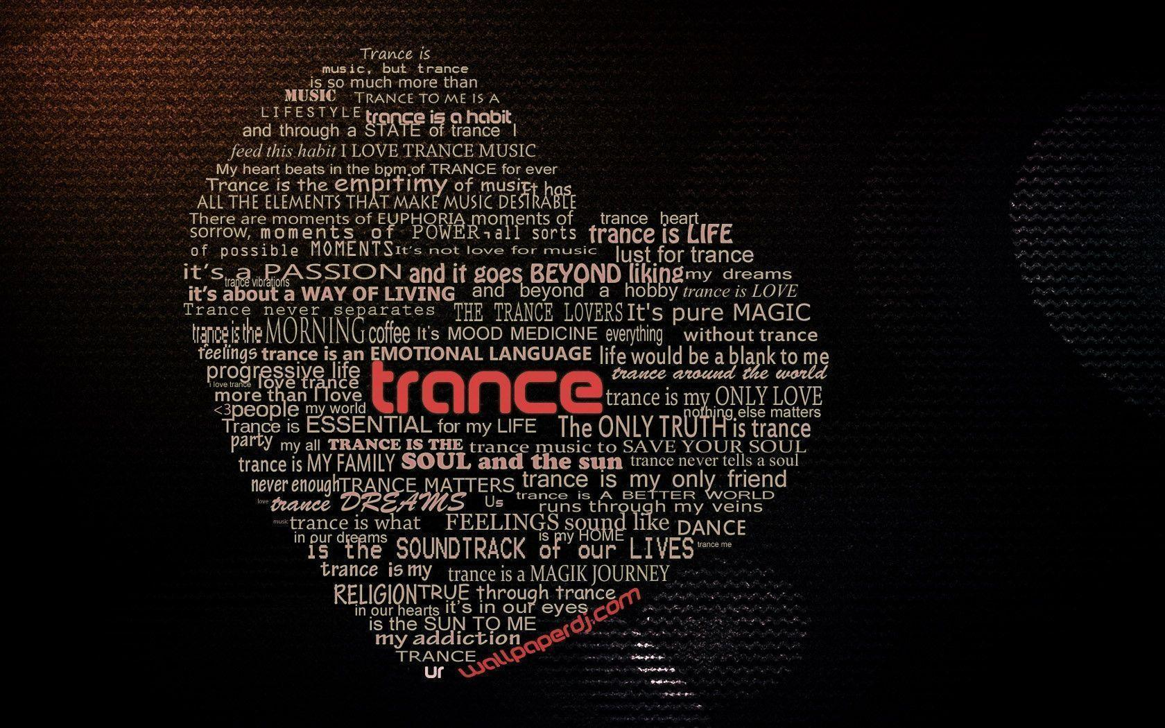 wallpapers trance wallpaper - photo #25