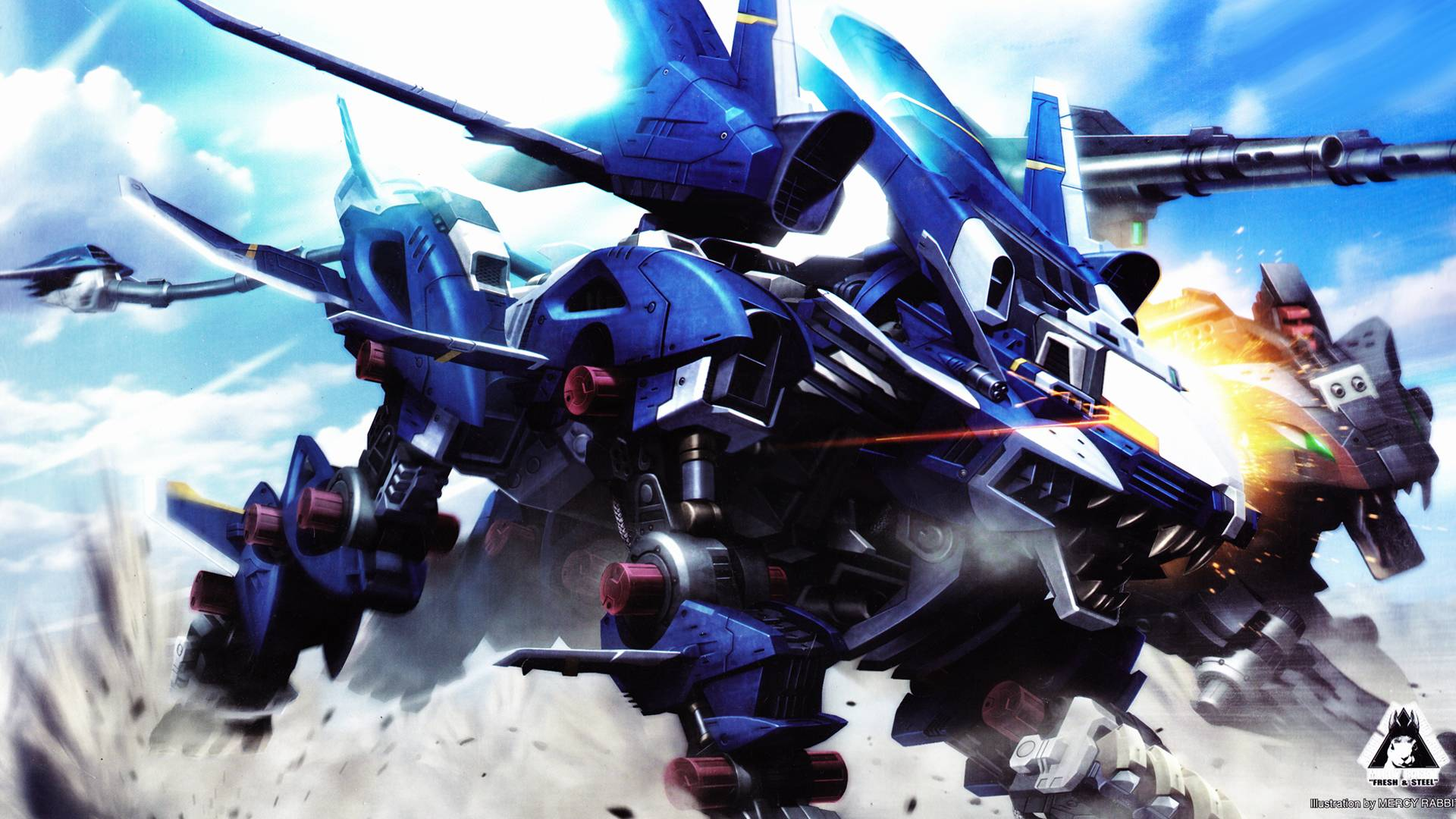 Zoids Liger Zero X  Entertainment Earth