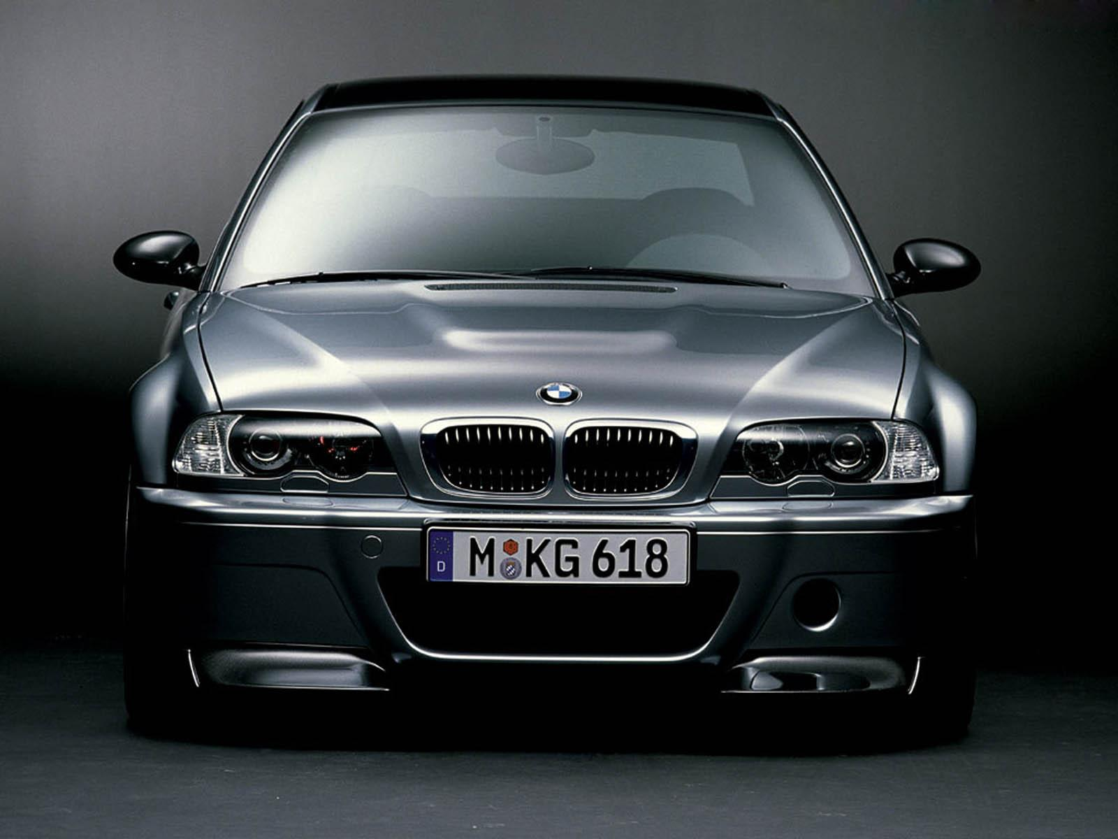 BMW M3 E46 CSL Car Wallpapers