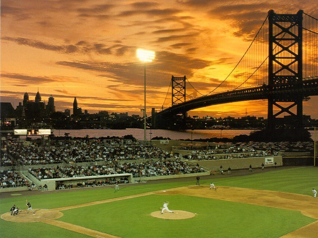 mlb baseball fields wallpaper - photo #7