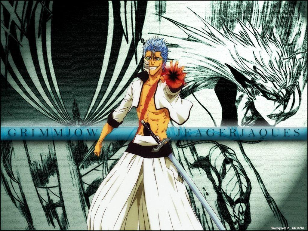 Download Bleach Espada Wallpaper 1024x768