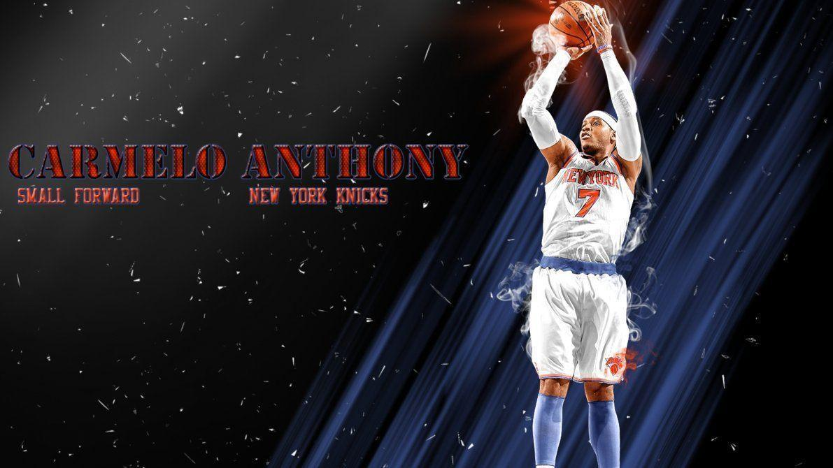 Carmelo Anthony wallpapers by chronoxiong