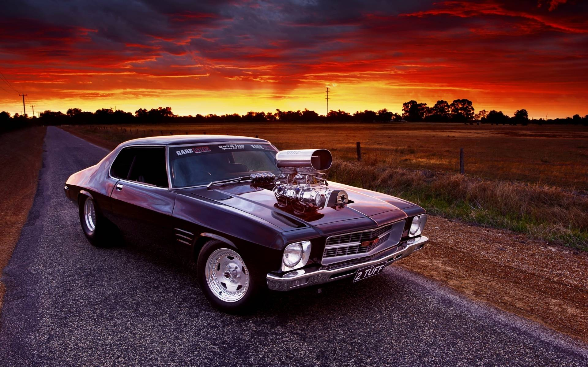Muscle Cars Wallpapers High Resolution - 336.8KB