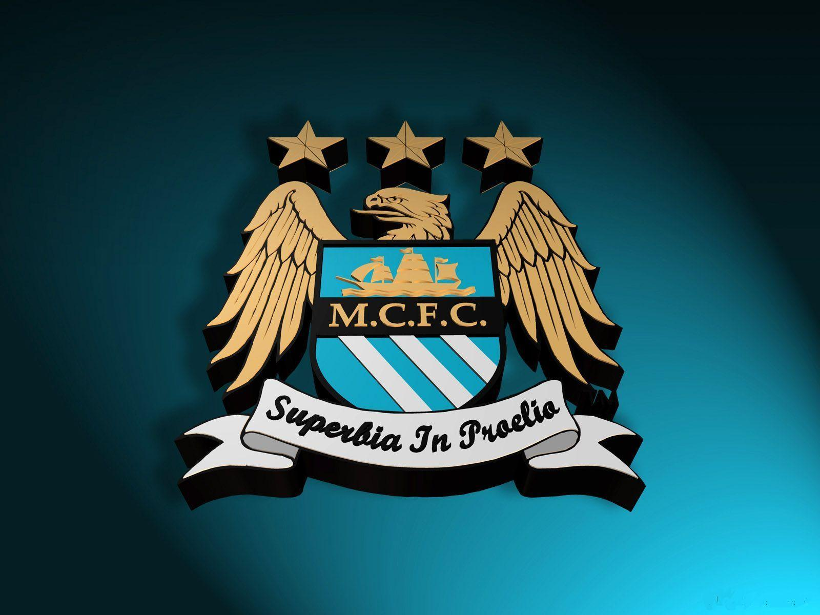 Manchester City Logo Wallpapers