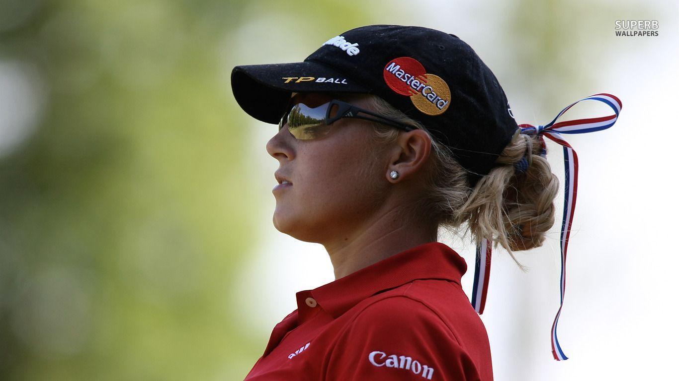 Natalie Gulbis Professional Golfer | User Clip | C-SPAN.org
