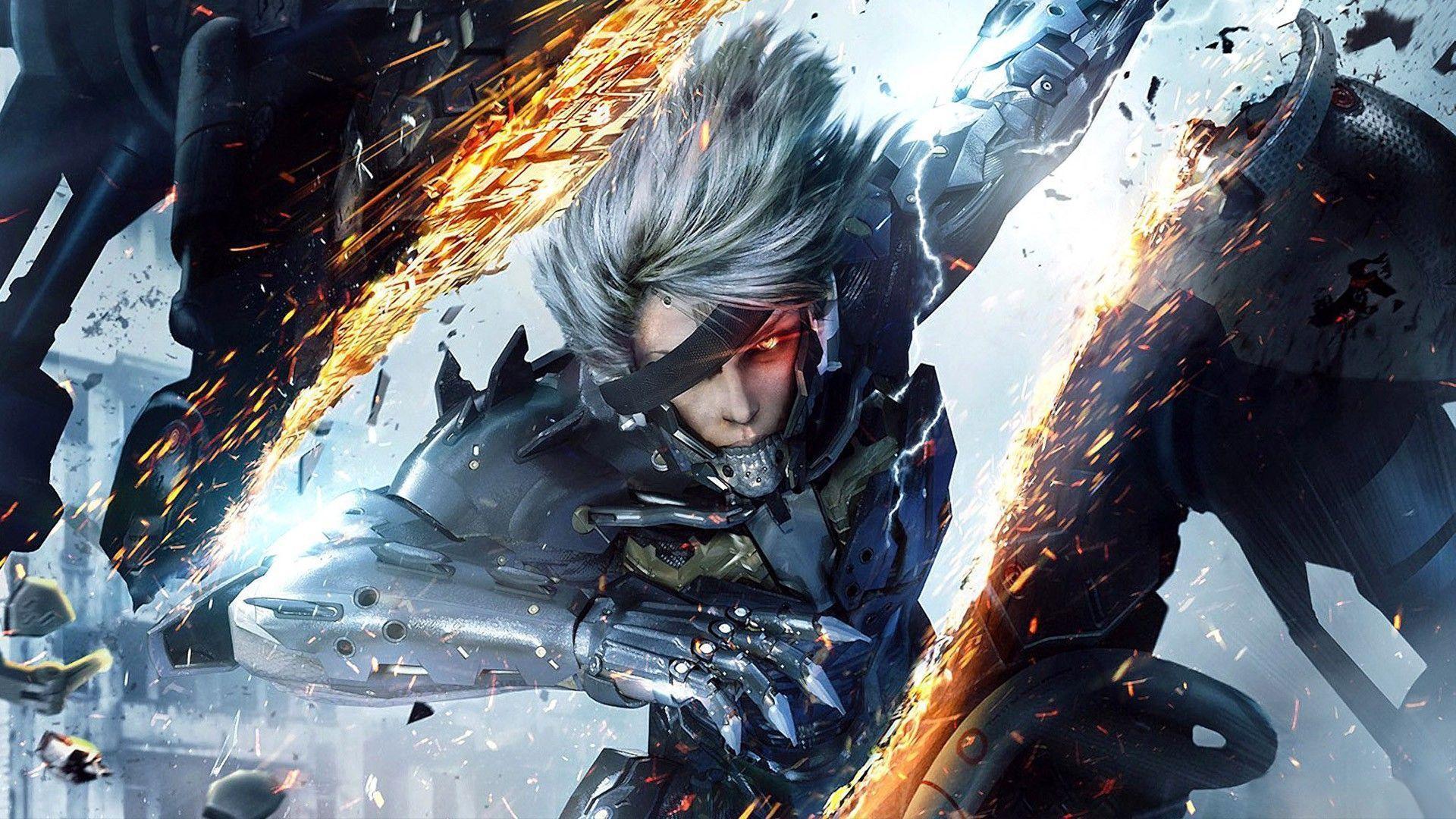 Metal Gear Rising Wallpapers