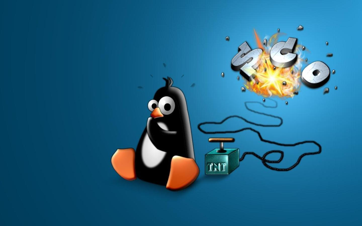 Funny Linux Wallpapers - First HD Wallpapers