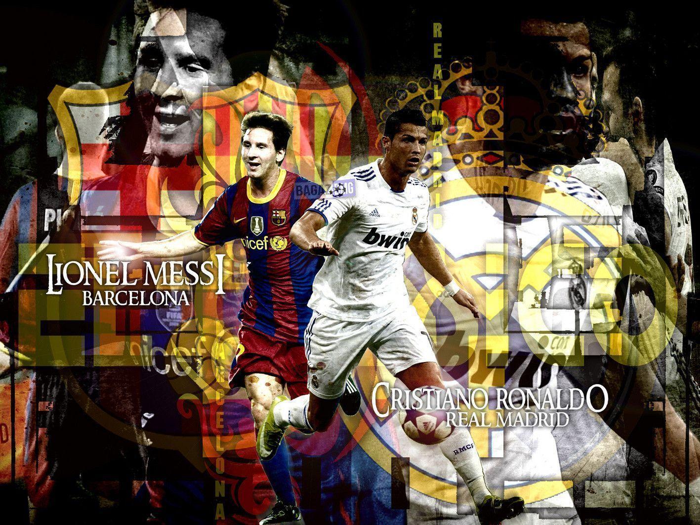 Ronaldo Vs Messi Wallpapers 2015 Wallpaper Cave
