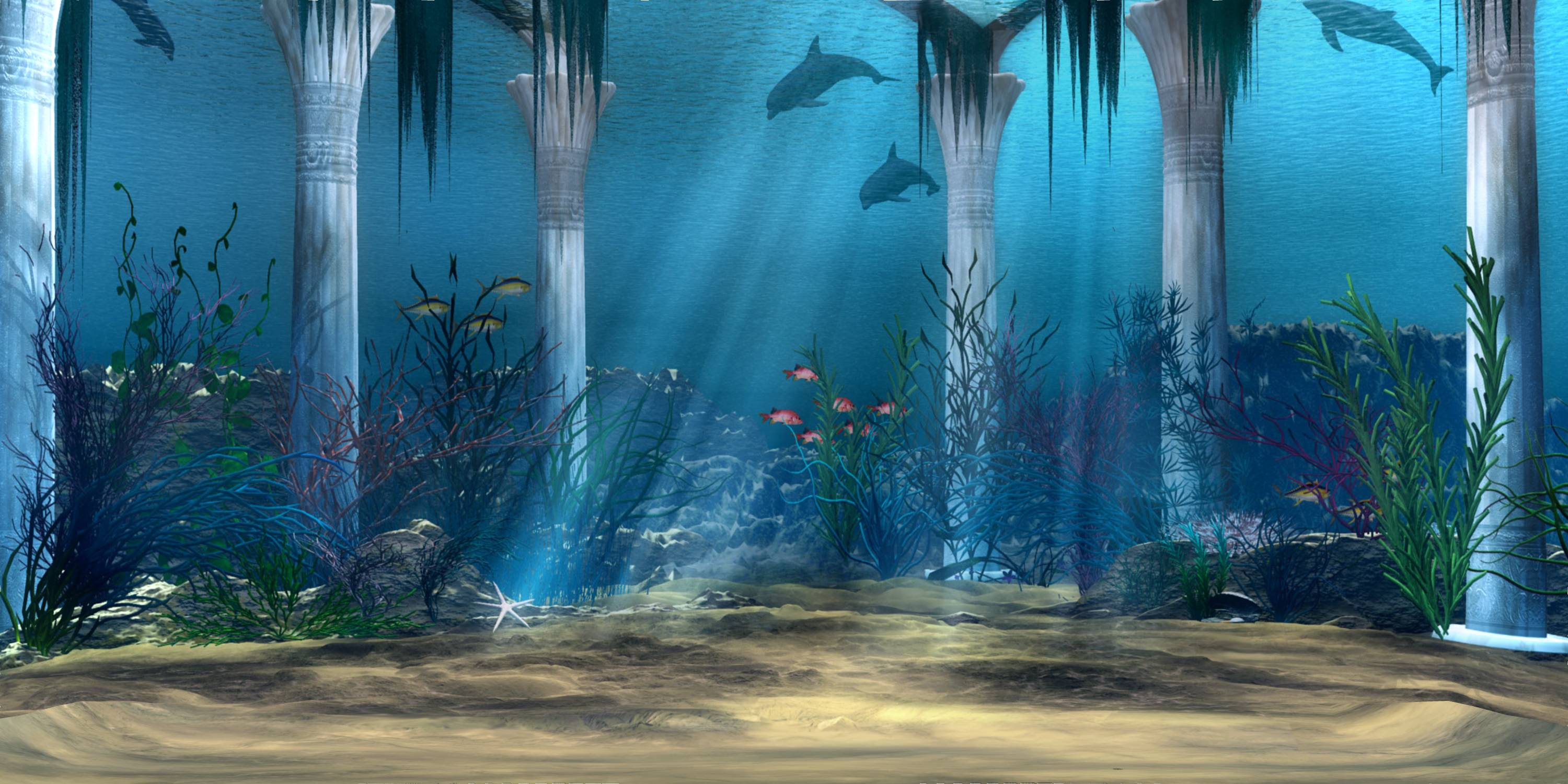 Underwater Backgrounds - Wallpaper Cave