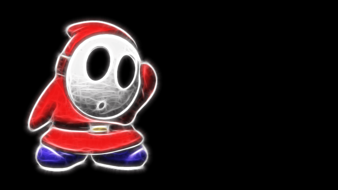 Images For Mario Shy Guy Wallpaper