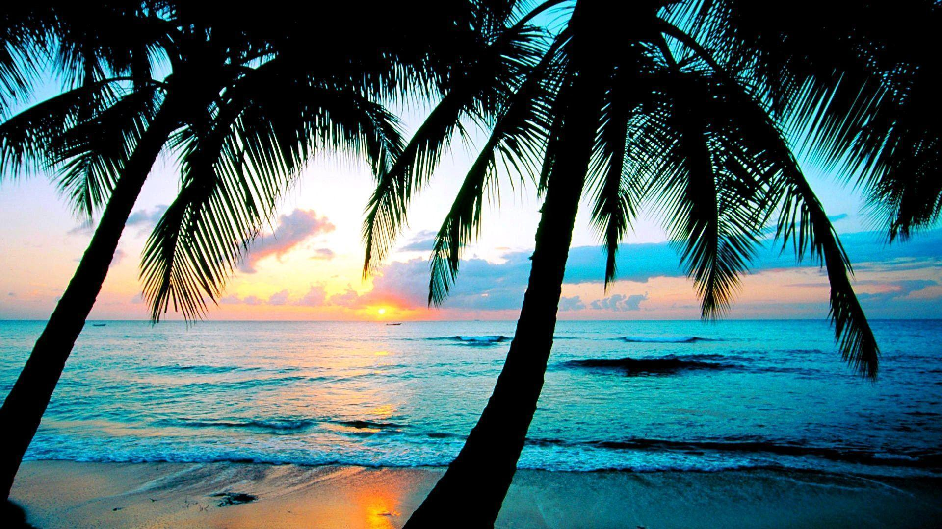 Beach Backgrounds For Desktop