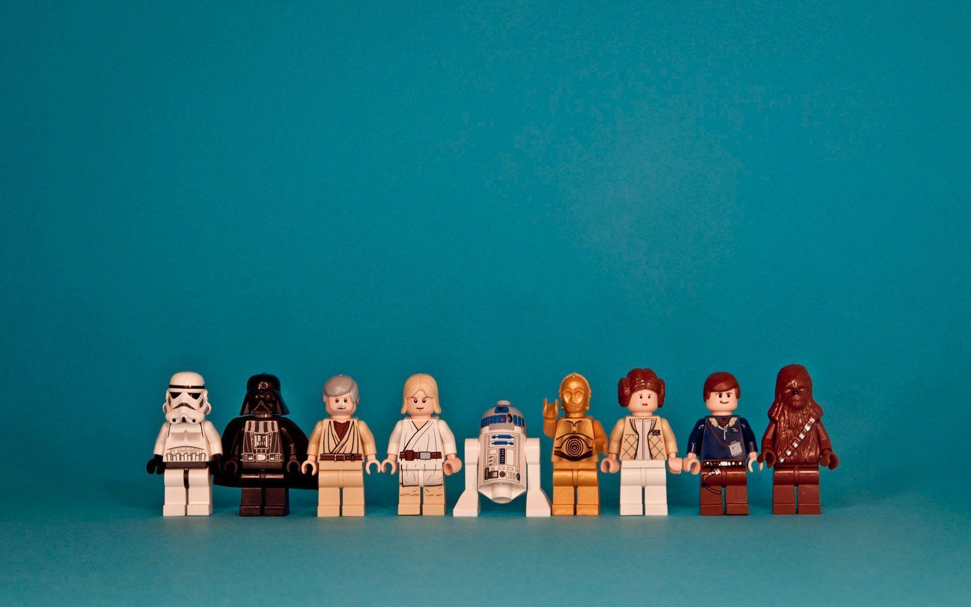 Lego Star Wars Wallpapers Wallpaper Cave