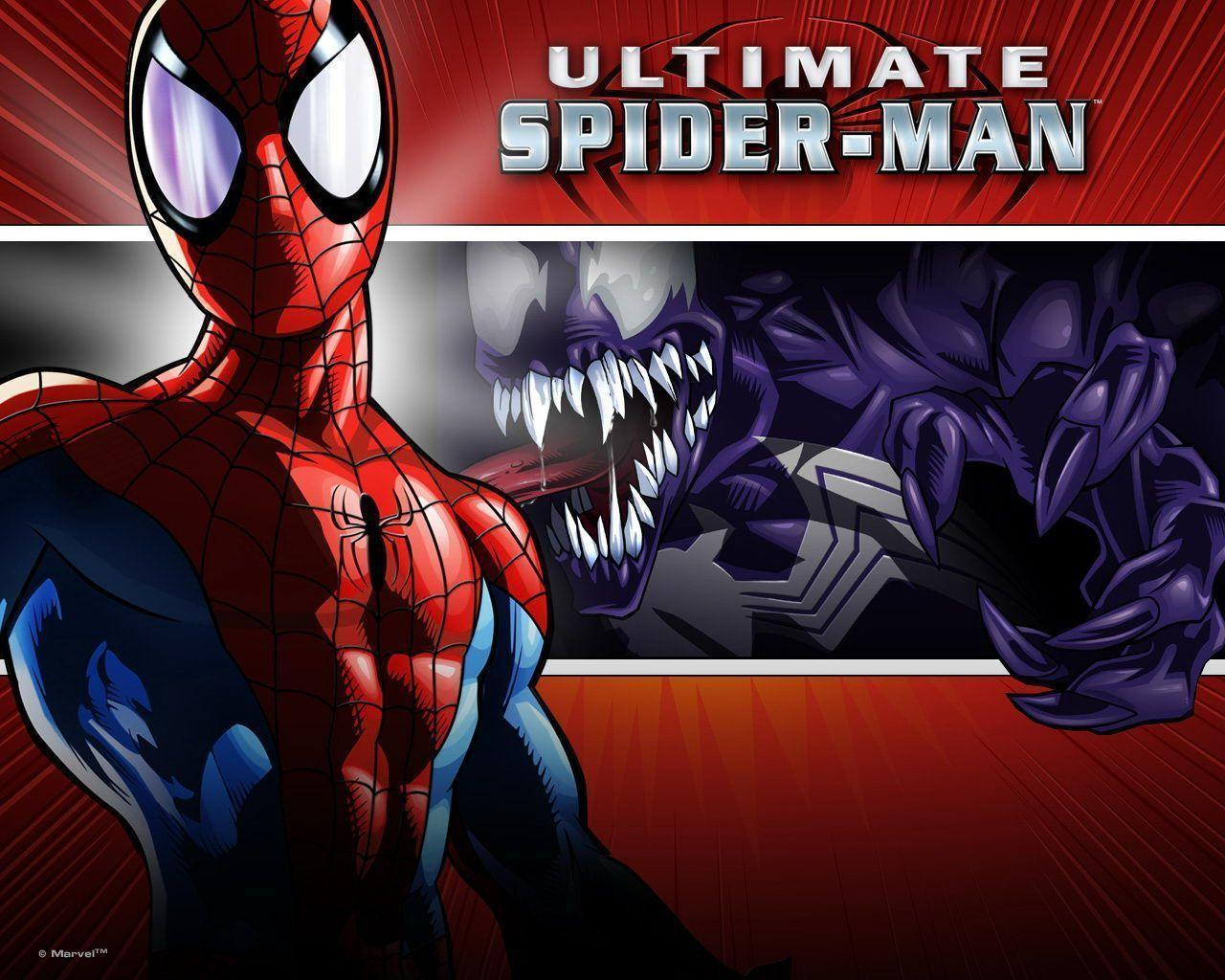 Ultimate Spider