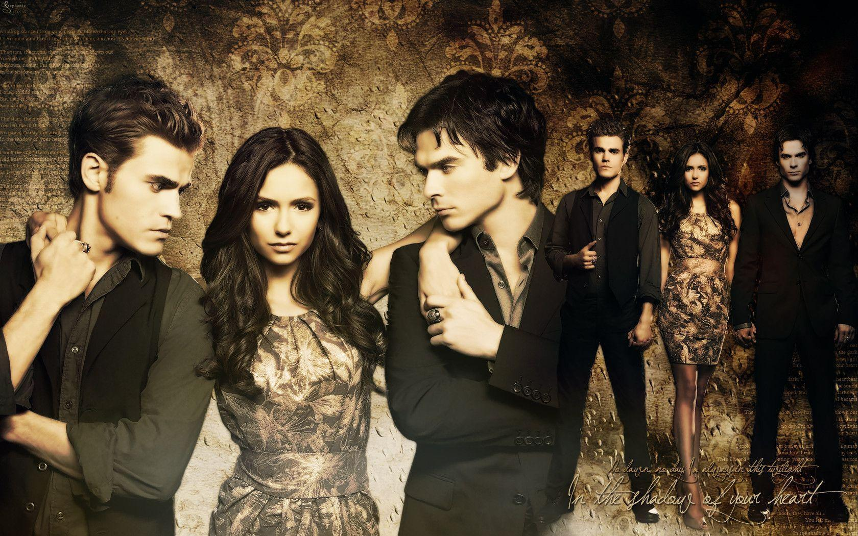 The Vampire Diaries Wallpapers Wallpaper Cave