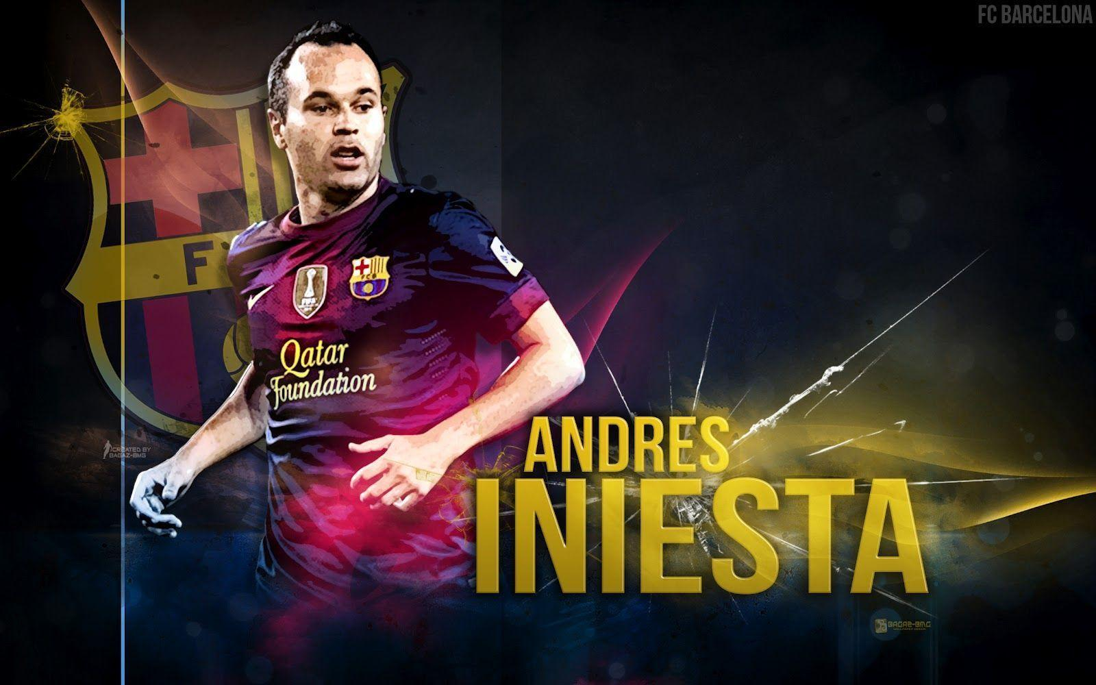 Andres Iniesta'-s dribbling | The Importance of Being #Iniesta ...