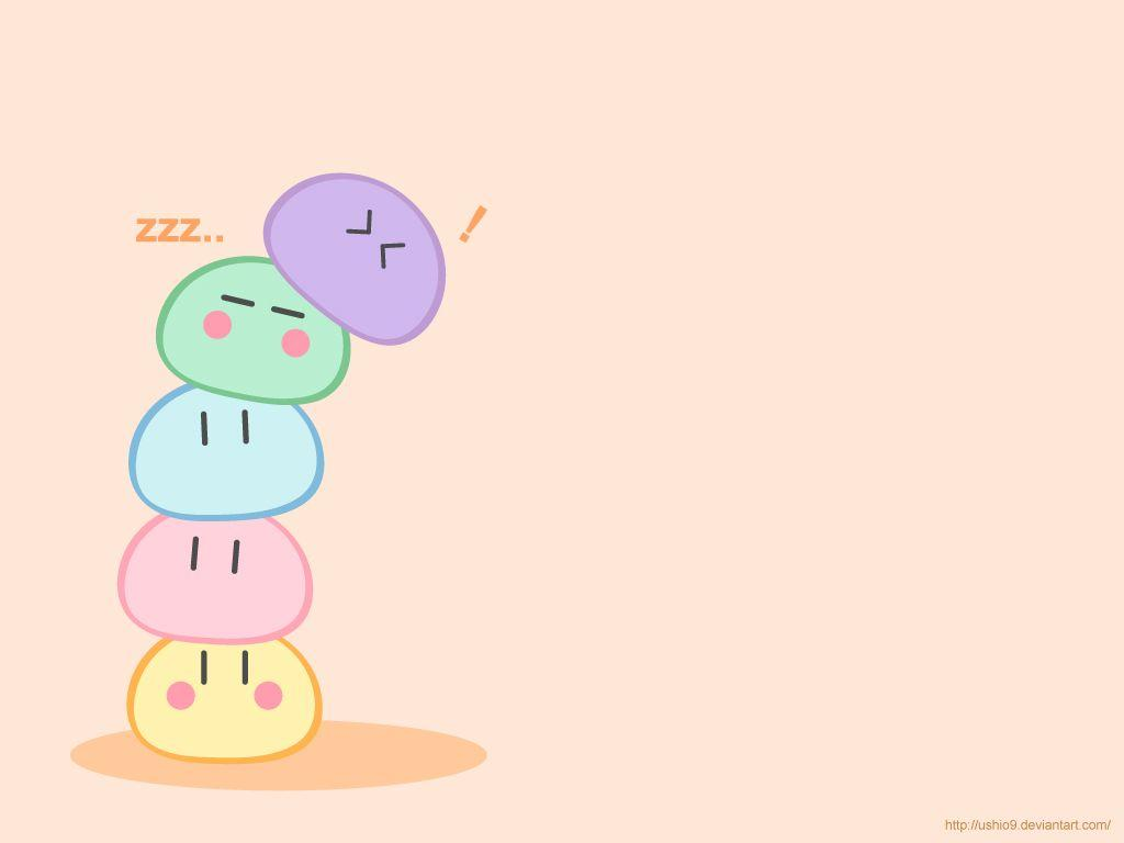 Dango Wallpapers Wallpaper Cave