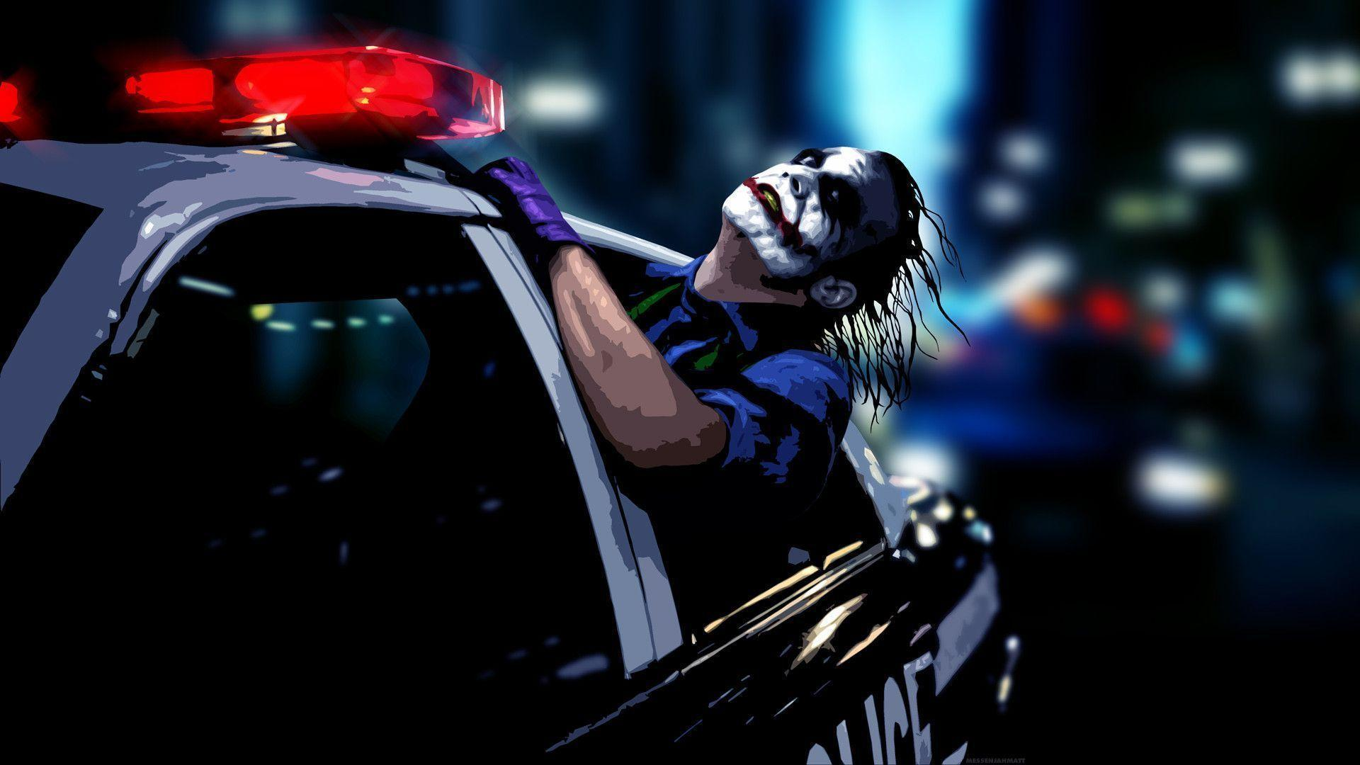 The Dark Knight Joker Wallpapers Wallpaper Cave