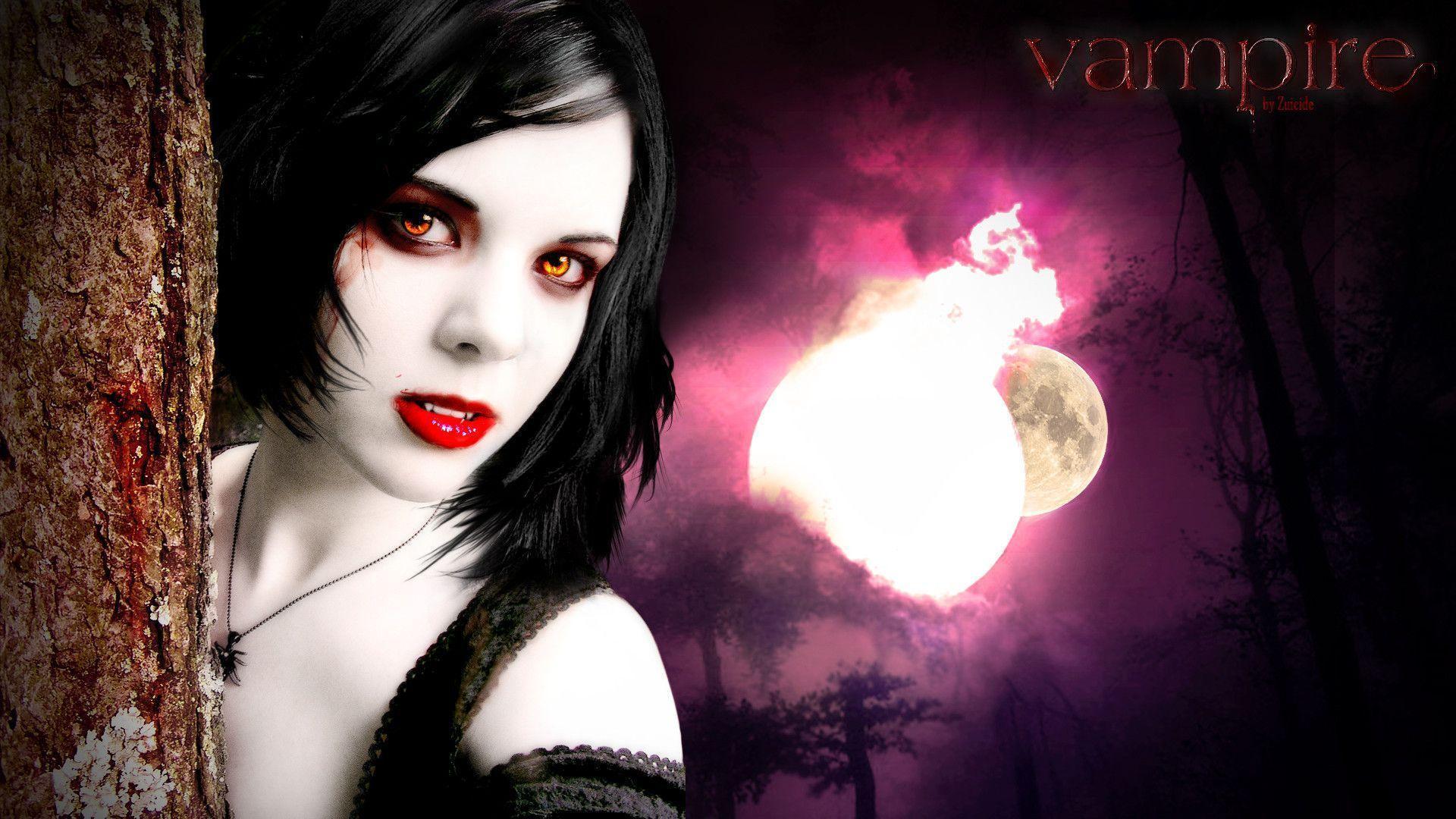 Vampire Wallpapers Free - Wallpaper Cave